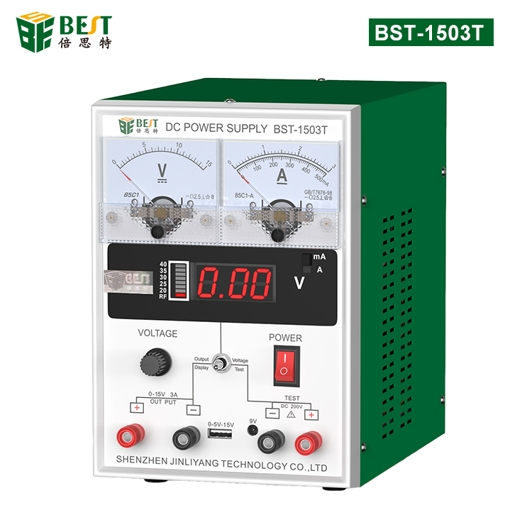 BST-1503T DC regulated power supply