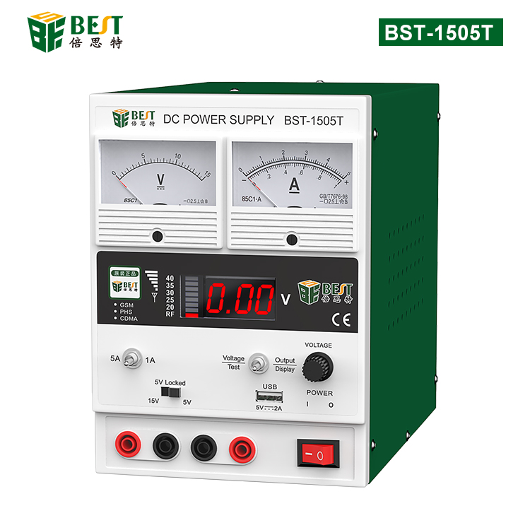 BST-1505T DC regulated power supply