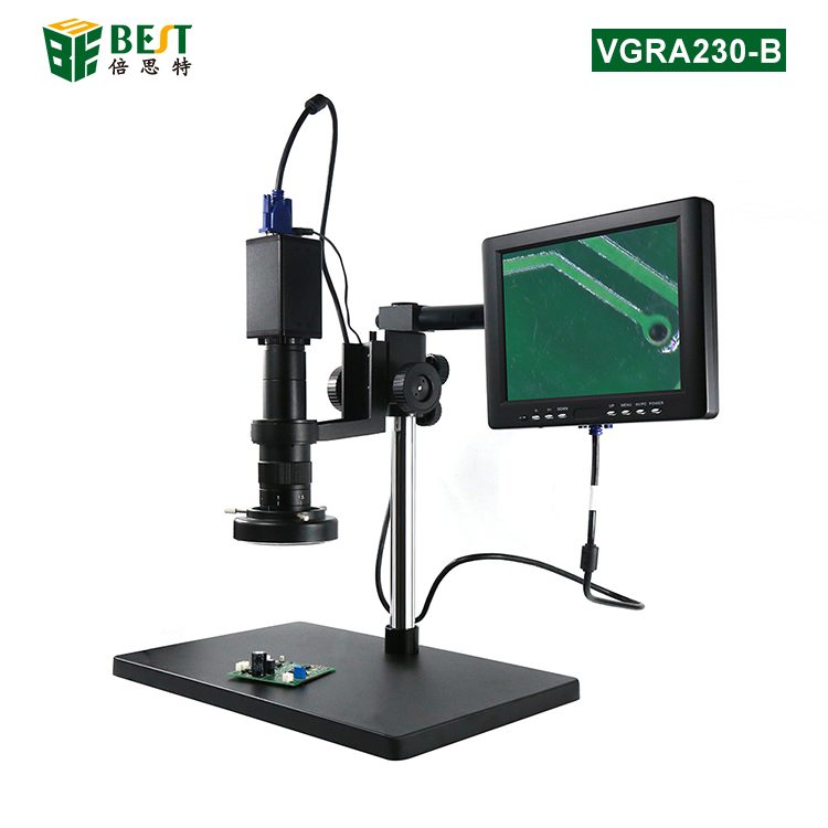 VGRA230-B LCD Stereo Digital Display Video Screen Microscope