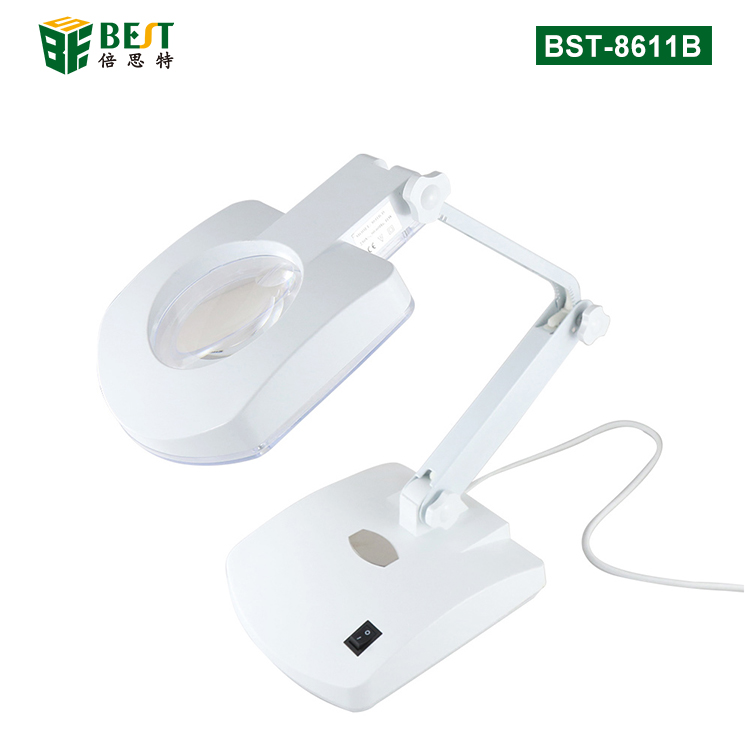 BST-8611B Magnifying lamp