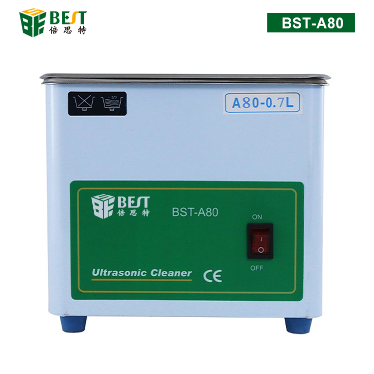 BST-A80 stainless steel ultrasonic cleaner