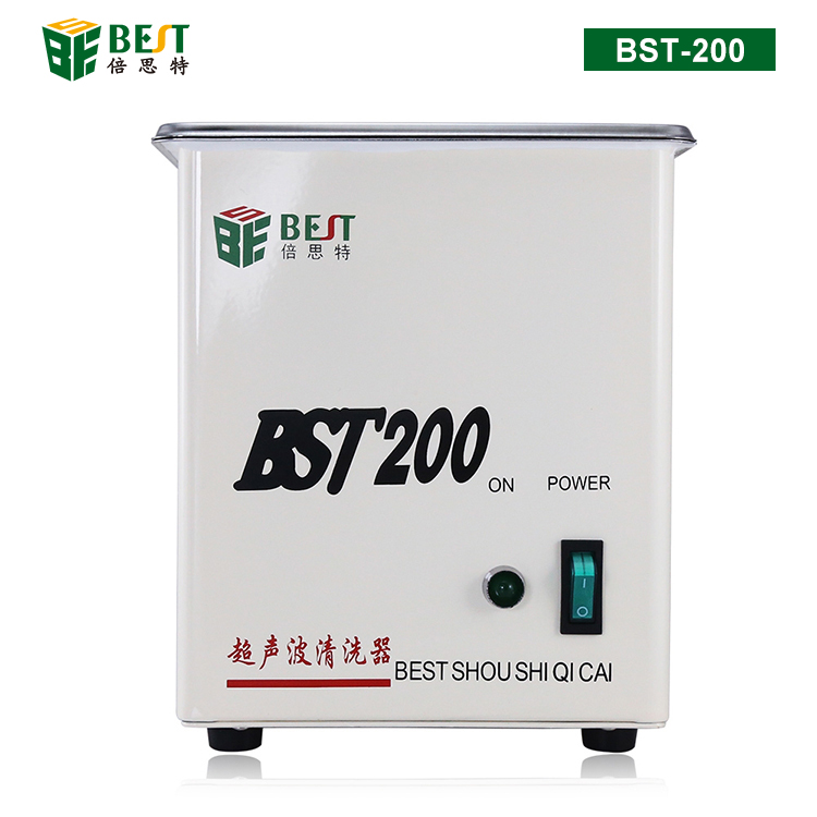 BST-200 stainless steel ultrasonic cleaner